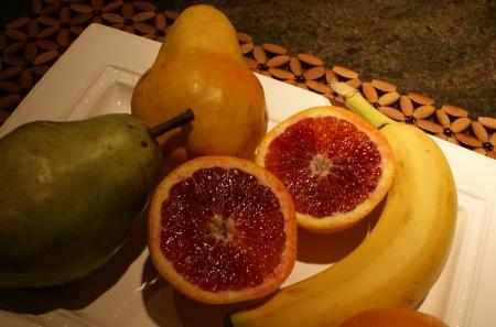 Kids like whole fruit