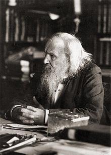 Dmitri Mendeleev 1934-1907