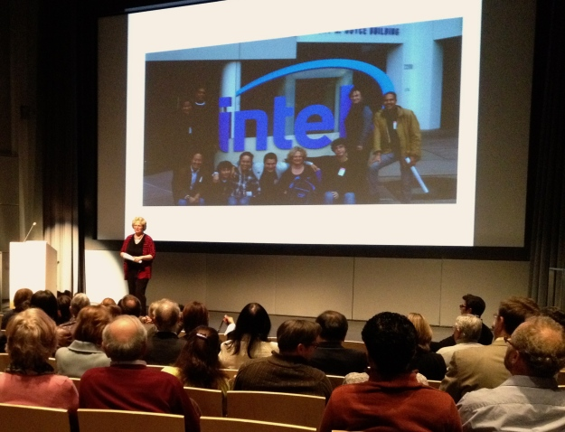 Tumblehome's Penny Noyce talks about Silicon Valley